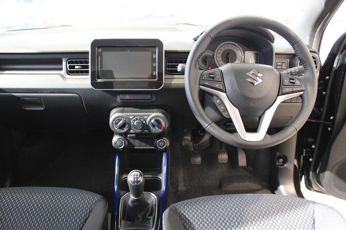 2021 Suzuki Ignis GL MF Series II Super Black
