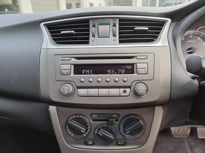 2015 Nissan Pulsar ST C12 Series 2 Grey