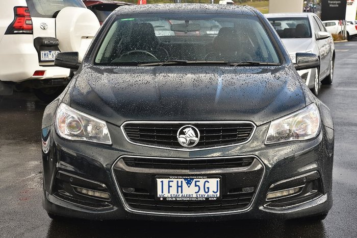2013 Holden Commodore SV6 VF MY14 Green