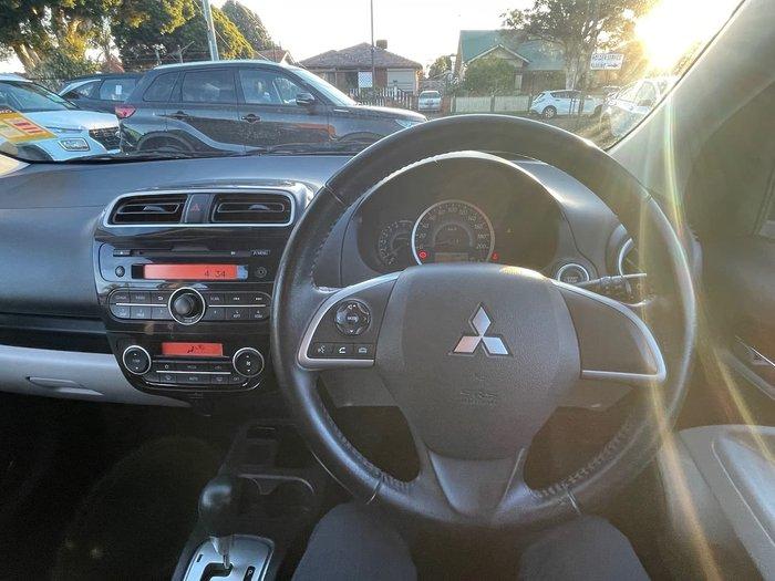 2013 Mitsubishi Mirage LS Plus Pack LA MY14 Green