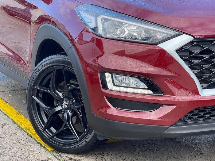 2019 Hyundai Tucson Active X TL3 MY19