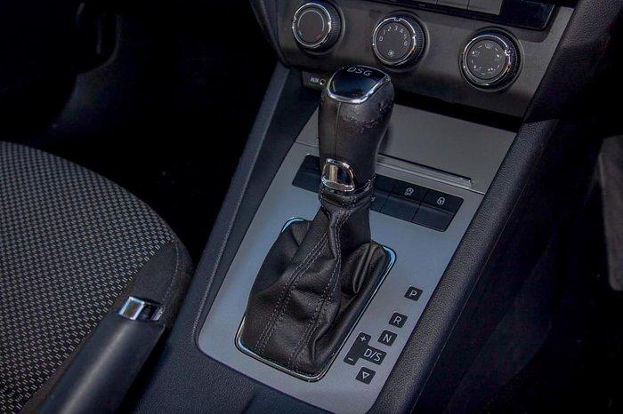 2016 SKODA Octavia Scout Premium 135TDI NE MY16 4X4 Blue