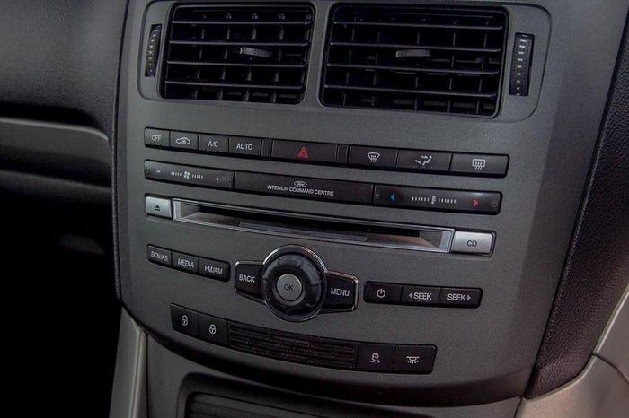 2012 Ford Territory TX Limited Edition SZ Grey