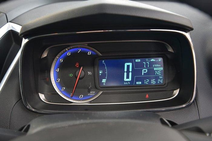2016 Holden Trax LTZ TJ MY16 Orange