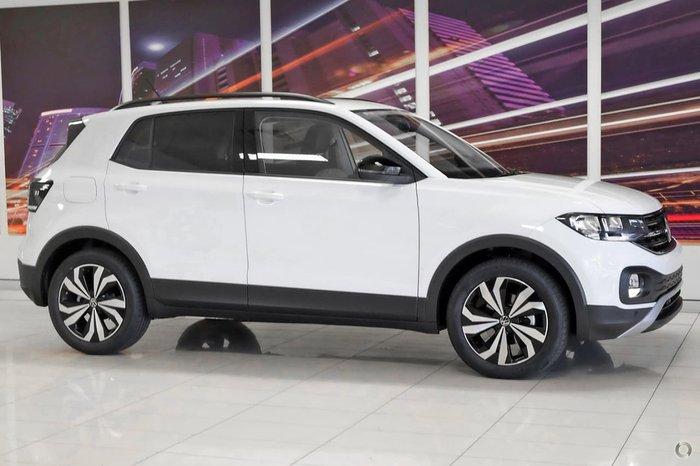 2021 Volkswagen T-Cross 85TSI CityLife C1 MY21 White