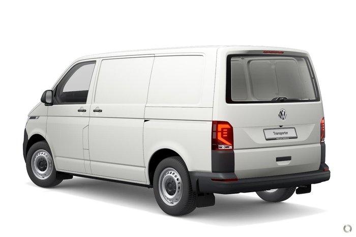 2021 Volkswagen Transporter TDI450 T6.1 MY21 White