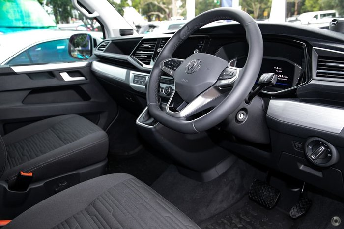 2021 Volkswagen Multivan TDI340 Comfortline Premium T6.1 MY21 White