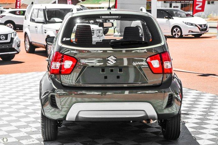2021 Suzuki Ignis GL MF Series II Khaki Pearl