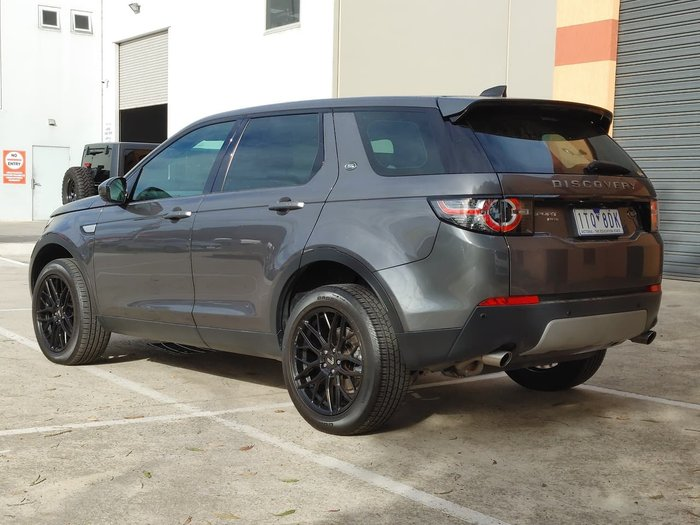 2019 Land Rover Discovery Sport TD4 110kW HSE L550 MY19 4X4 Constant Grey