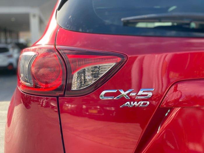 2014 Mazda CX-5 Grand Touring KE Series MY14 AWD Red