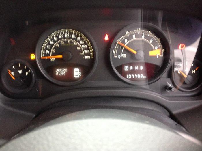 2015 Jeep Patriot Sport MK MY15 White