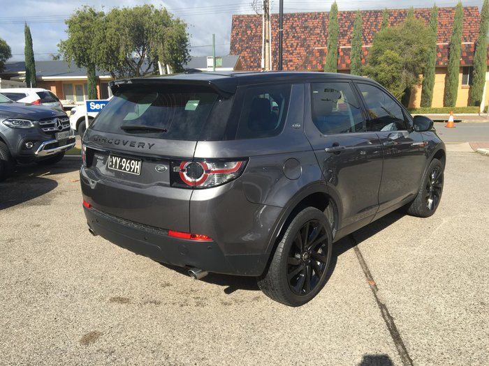 2015 Land Rover Discovery Sport SD4 HSE L550 MY16.5 4X4 Constant Corris Grey