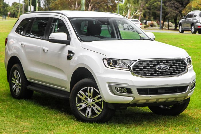 2021 Ford Everest Trend