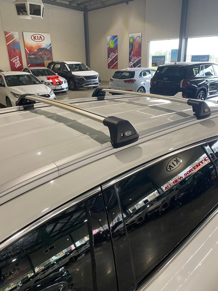 2020 Kia Sorento SLi UM MY20 AWD White