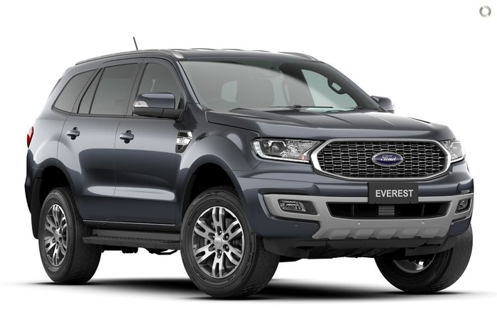 2021 Ford Everest Trend UA II MY21.25 4X4 Dual Range Grey