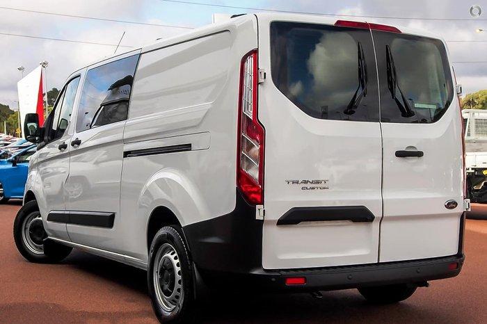 2021 Ford Transit Custom 340S VN MY21.25 White