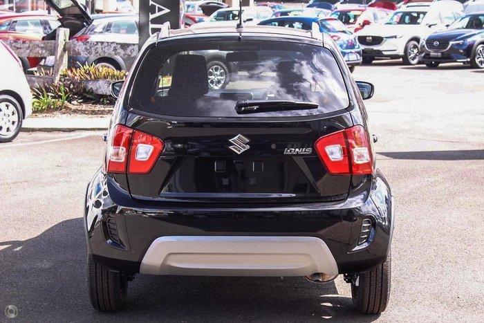 2021 Suzuki Ignis GLX MF Series II Black