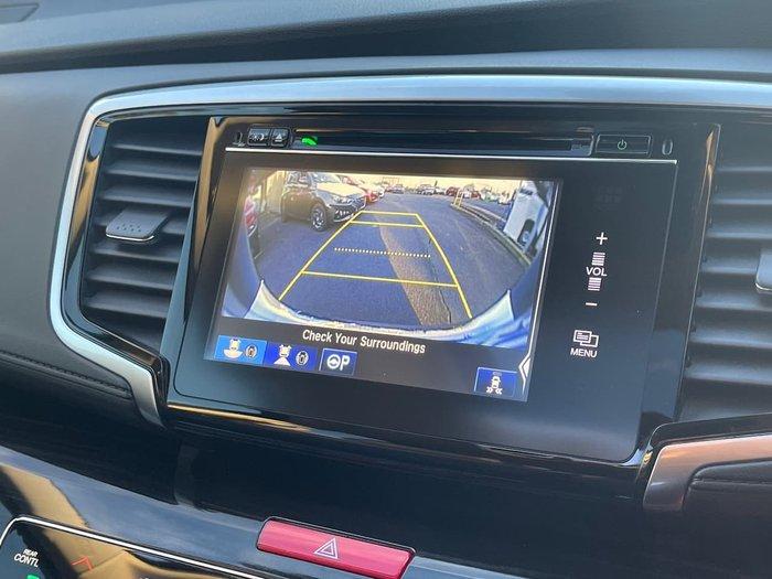 2019 Honda Odyssey VTi-L 5th Gen MY19 Silver