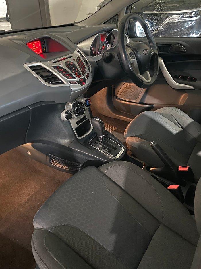 2012 Ford Fiesta Zetec WT Grey