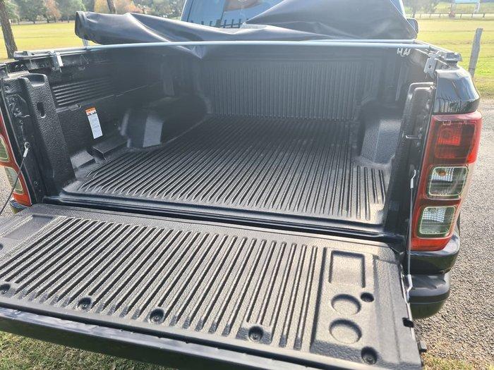 2018 Ford Ranger Raptor PX MkIII MY19 4X4 Dual Range Black