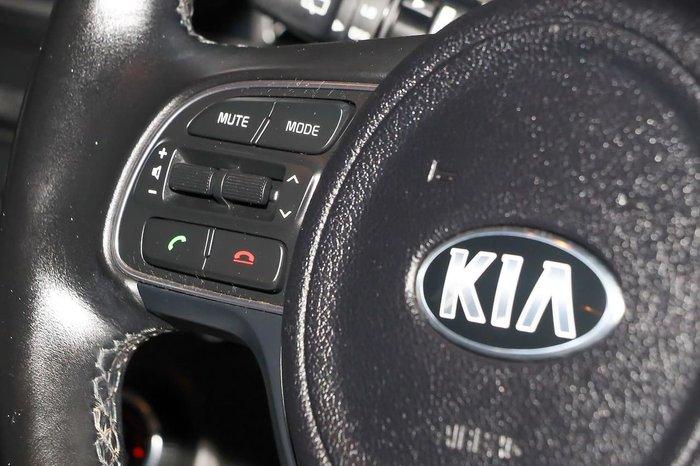 2017 Kia Sportage Si Premium QL MY17 Red