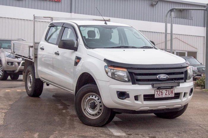 2014 Ford Ranger XL Hi-Rider PX White