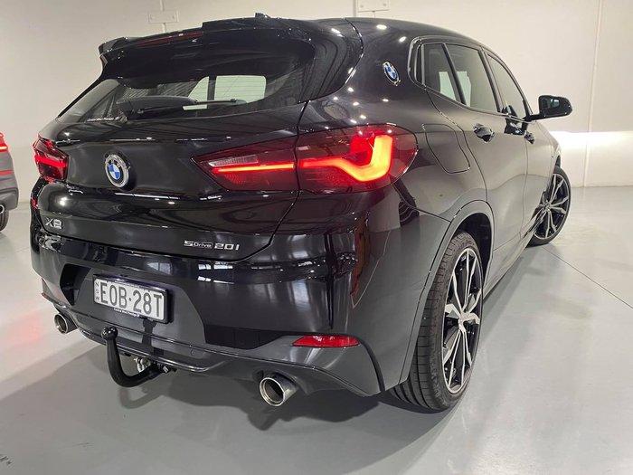 2020 BMW X2 sDrive20i M Sport F39 Black