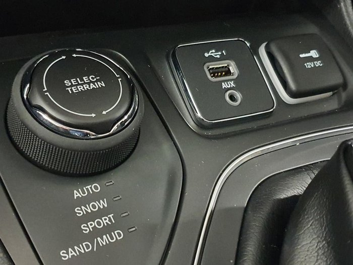 2021 Jeep Cherokee S-Limited KL MY21 4X4 On Demand Grey
