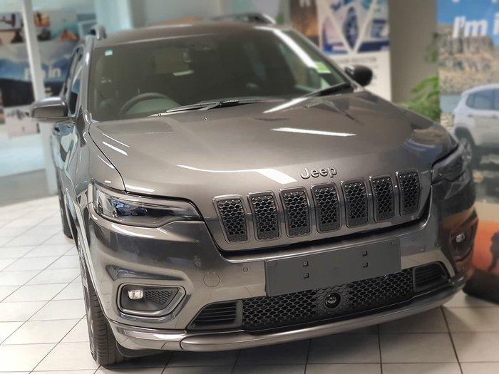 2021 Jeep Cherokee 80th Anniversary KL MY21 4X4 On Demand Grey