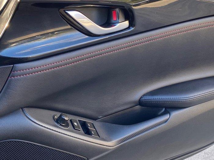 2016 Mazda MX-5 GT ND Black