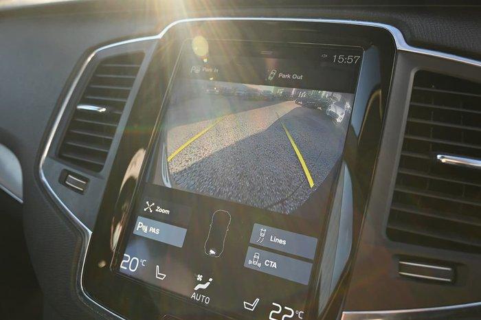 2015 Volvo XC90 T6 Momentum MY16 AWD Black