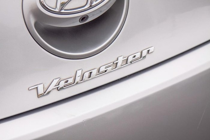 2012 Hyundai Veloster FS2 Silver