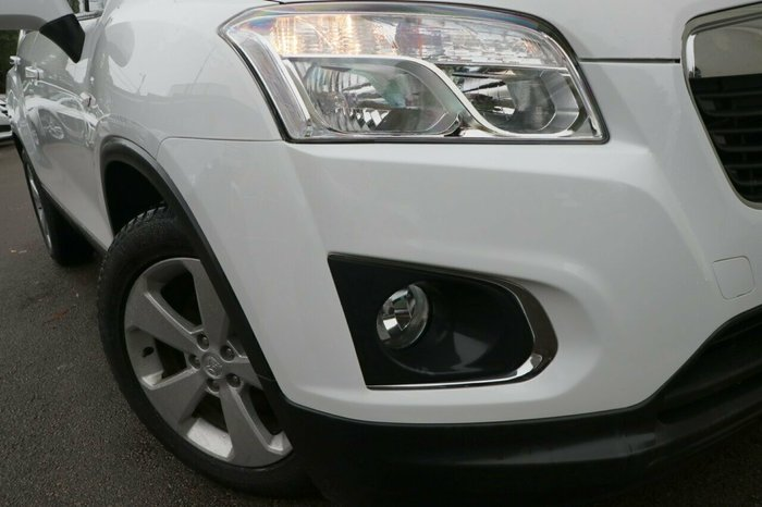2016 Holden Trax Active TJ MY16 WHITE