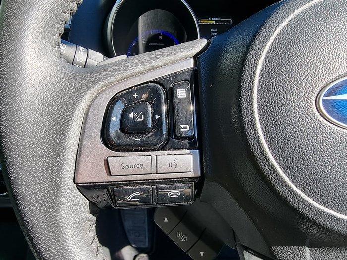 2016 Subaru Outback 2.0D Premium 5GEN MY16 AWD Silver