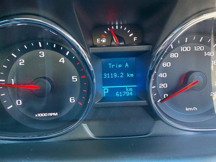 2016 Holden Captiva LTZ CG MY17 AWD White