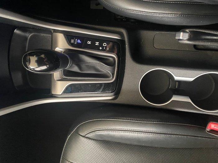 2016 Hyundai i30 Active X GD4 Series II MY17 Marina Blue
