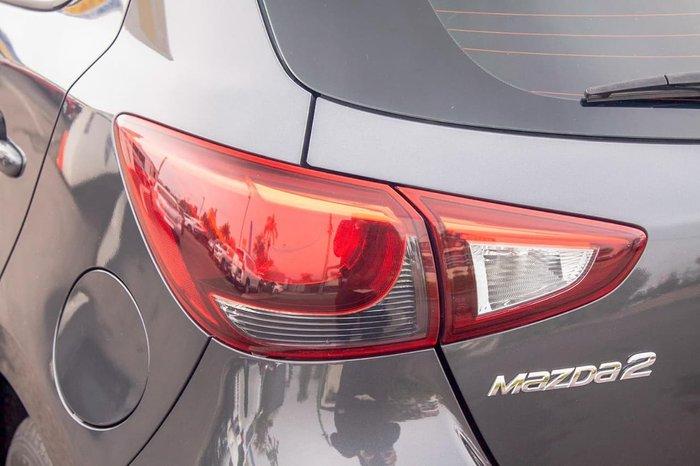 2018 Mazda 2 Maxx DJ Series Grey