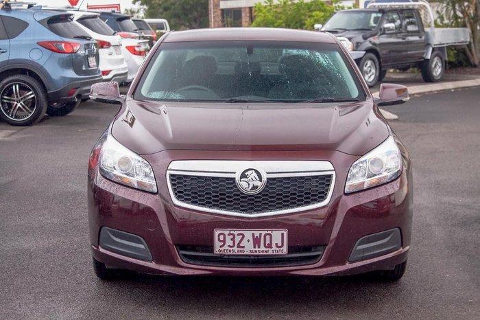 2016 Holden Malibu CD EM MY15 Maroon