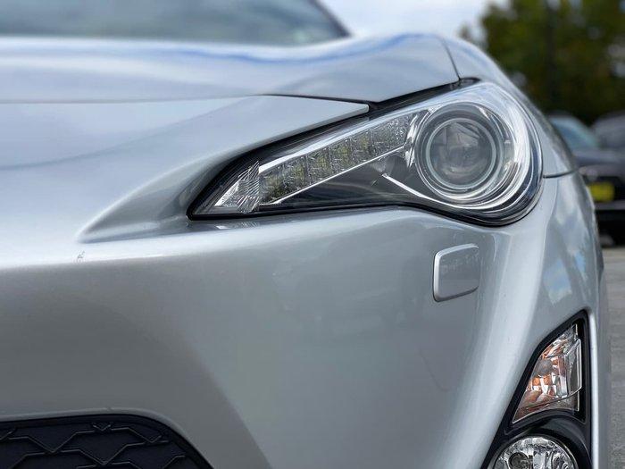 2013 Toyota 86 GTS ZN6 Silver