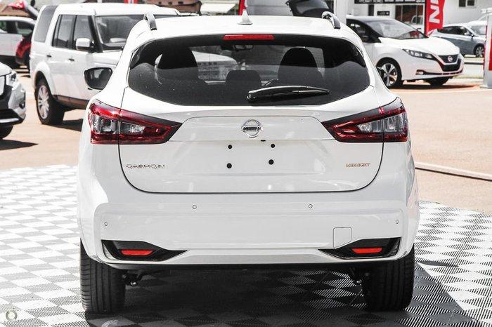 2021 Nissan QASHQAI Midnight Edition J11 Series 3 MY20 White