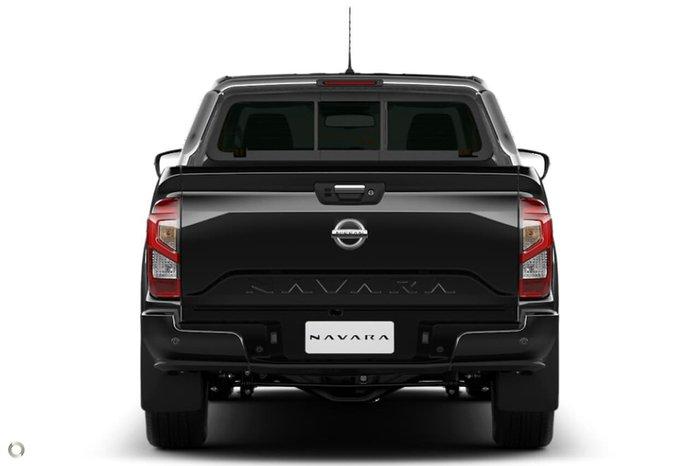 2021 Nissan Navara ST D23 Black