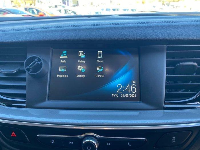 2018 Holden Commodore LT ZB MY18 Black