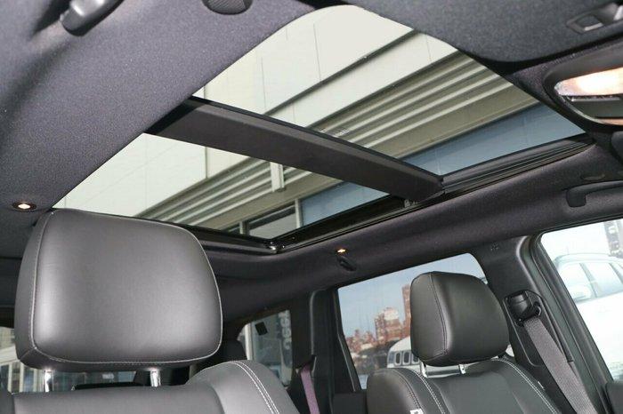 2021 Cjd Grand Cherokee 80th ANNIVERSARY 4x4 3.6L 8Spd Auto 4WD Granite Crystal Met. Clear