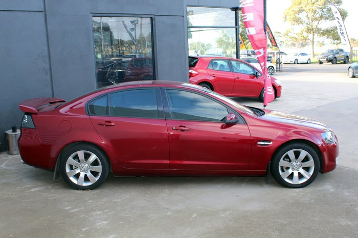 2007 Holden Commodore Lumina VE Red Passion