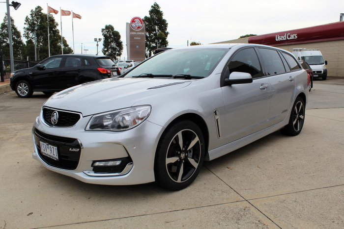 2017 Holden Commodore SS VF Series II MY17 Nitrate