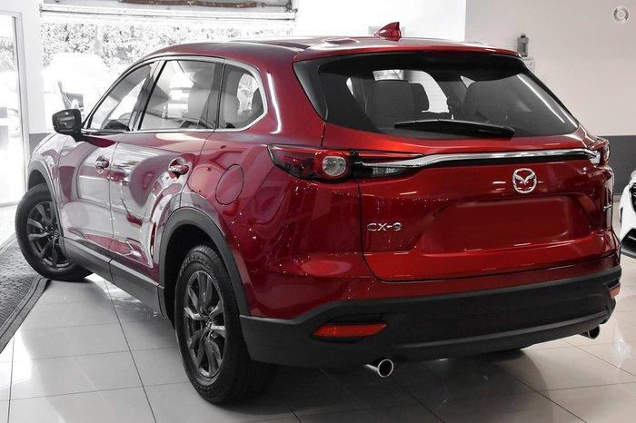 2021 Mazda CX-9 Touring TC Red