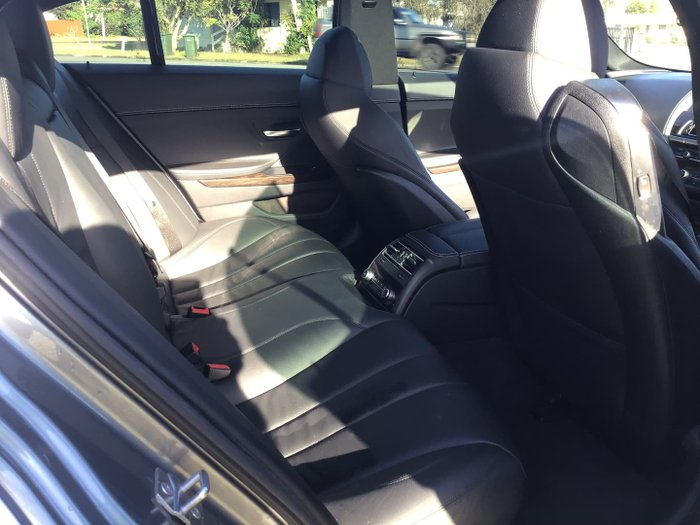 2013 BMW 6 Series 640d F06 MY13 Space Grey