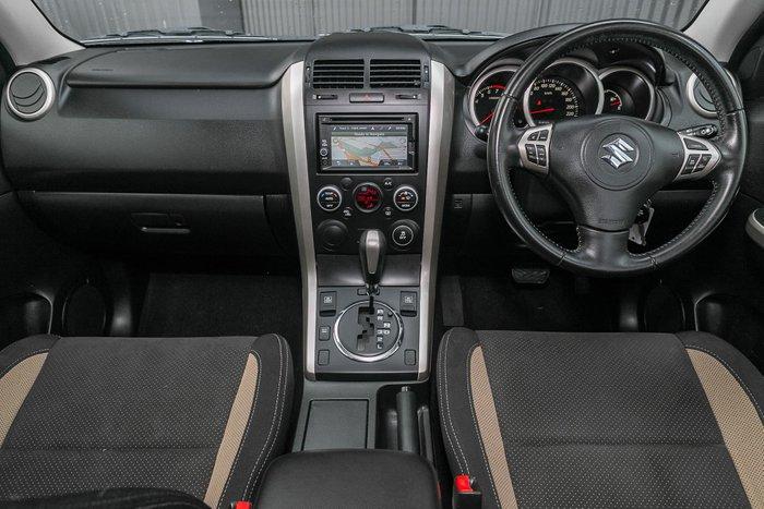 2014 Suzuki Grand Vitara Navigator JB Quasar Grey