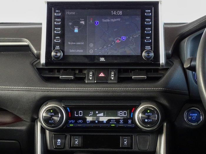 2020 Toyota RAV4 Cruiser AXAH52R Crystal Pearl