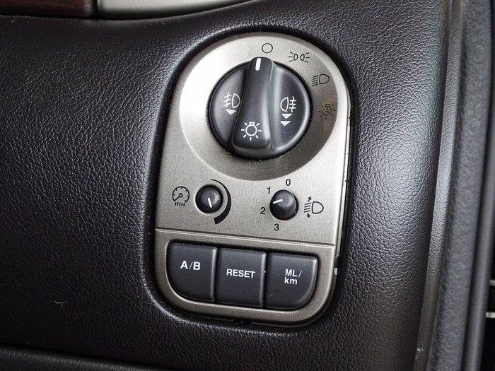 2010 Jaguar X-Type LE X400 MY10 Black